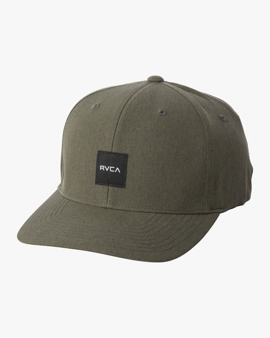 Shift Flexfit Hat (Olive)
