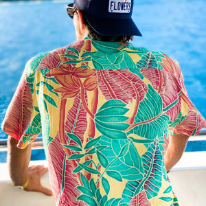 The Tropical Chancer Button Up