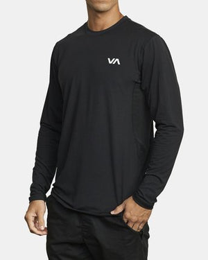 Sport Vent Long Sleeve (Black)