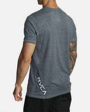 Sport Vent T-Shirt (Charcoal Heather)