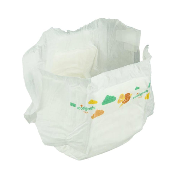 Toddler biodegradable nappies