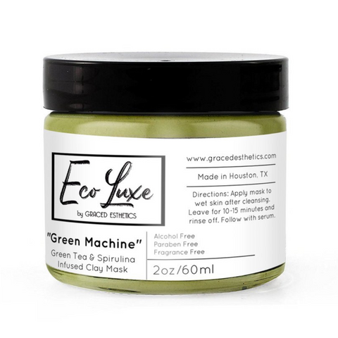 Green Machine Detox Mask