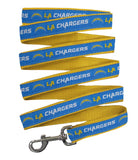 nfl dog leash los angeles chargers