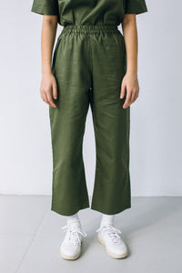 andy pant - olive