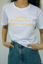 early morning club tee