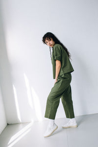 ted top - olive