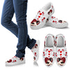 Valentine's Day Special-Boston Terrier Slip Ons For Women-Free Shipping