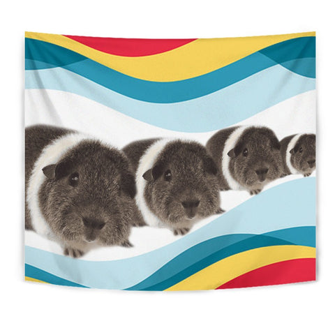 Rex guinea pig Print Tapestry-Free Shipping