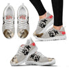 Valentine's Day Special-Afghan Hound Print Running Shoes For Women-Free Shipping