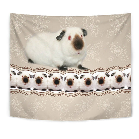 Himalayan guinea Pig Print Tapestry-Free Shipping