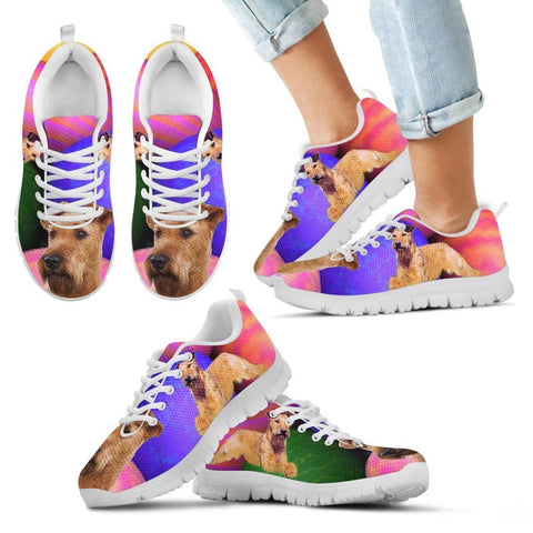 Irish Terrier Dog Running Shoes For Kids-Free Shipping