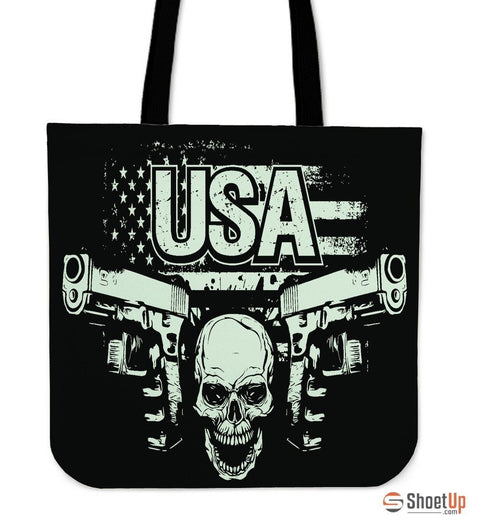 USA- Tote Bag- Free Shipping