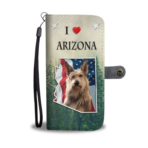 Cute Berger Picard Print Wallet Case-Free Shipping-AZ State