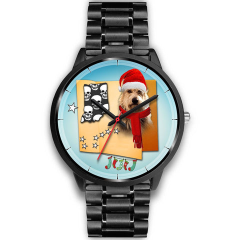 Berger Picard Indiana Christmas Special Wrist Watch-Free Shipping
