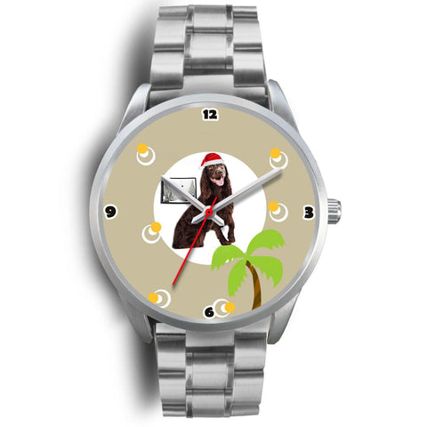 Boykin Spaniel Colorado Christmas Special Wrist Watch-Free Shipping