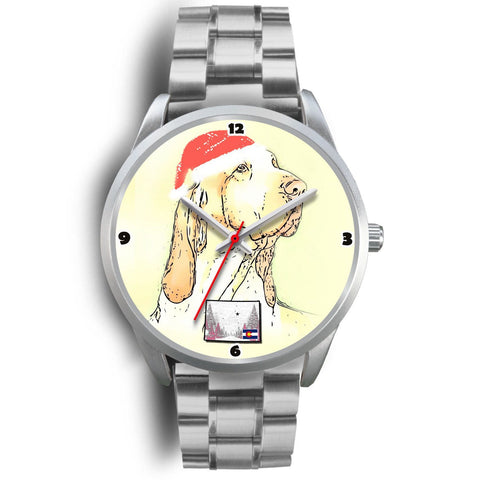 Bracco Italiano Colorado Christmas Special Wrist Watch-Free Shipping