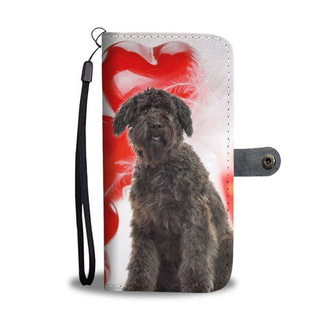 Bouvier des Flandres Print Wallet Case- Free Shipping