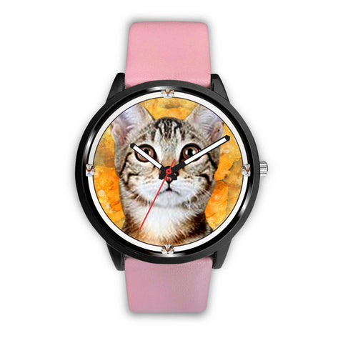 Lovely Sokoke Cat Print Wrist Watch - Free Shipping