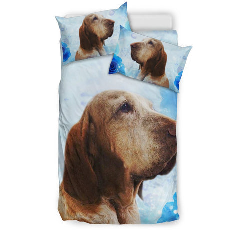Bracco Italiano Dog Print Bedding Sets-Free Shipping
