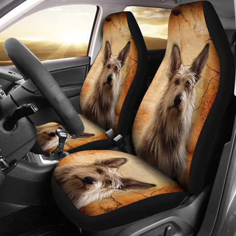 Berger Picard Print Car Seat Covers-Free Shipping