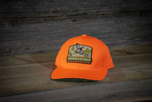 Load image into Gallery viewer, Northern Bobwhite Quail Conservation Cap - Blaze Orange