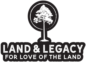 Land & Legacy Decal - Small
