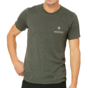Logo T-Shirt | Olive Green