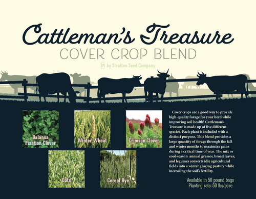 Stratton Seed Cattleman's Treasure