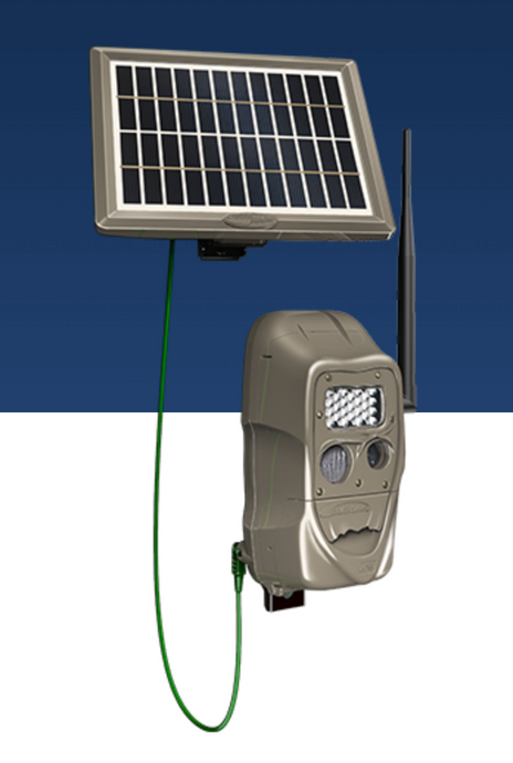 CuddePower Solar Kit J-Series