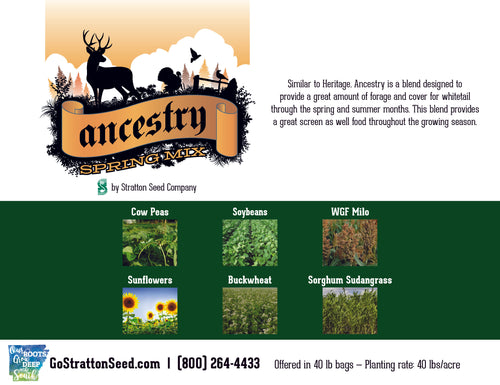 Ancestry Blend - Sold Out