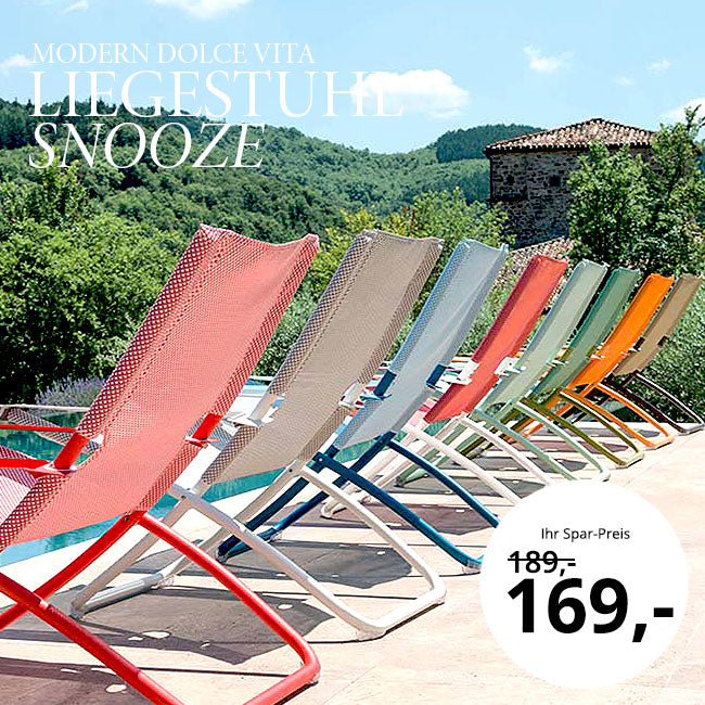 Outdoor-Relax made in Italy