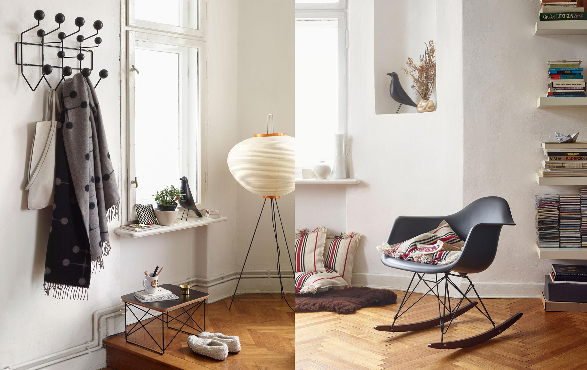 Hang it all, Eames Bird online kaufen bei LIVINGforme.de