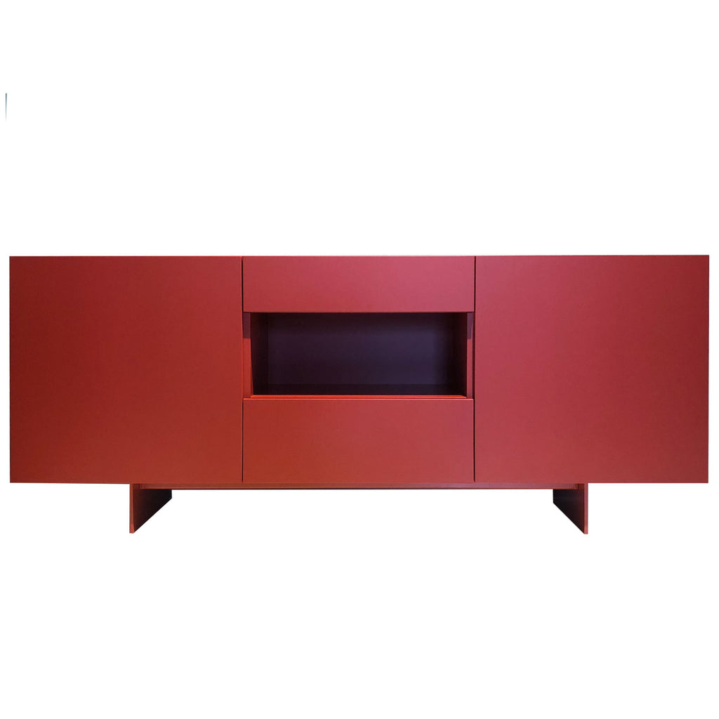 Sideboard - Piacere - Mattrot
