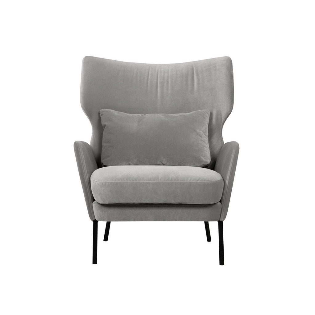 Sessel | Sessel | Liva - Lario Light Gray von made for Living online kaufen bei LIVINGforme.