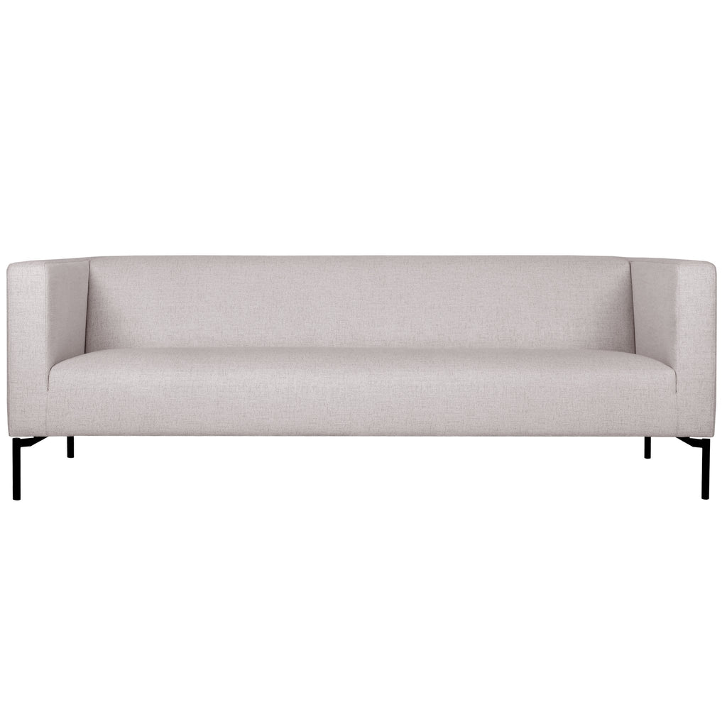 Einzelsofa | Sofa | Asta - Nancy Light Gray von made for Living online kaufen bei LIVINGforme.