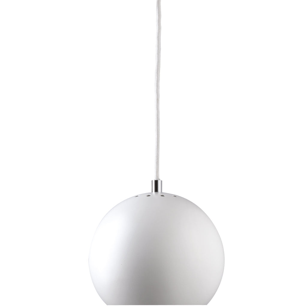 Pendelleuchte | Ball Matt White