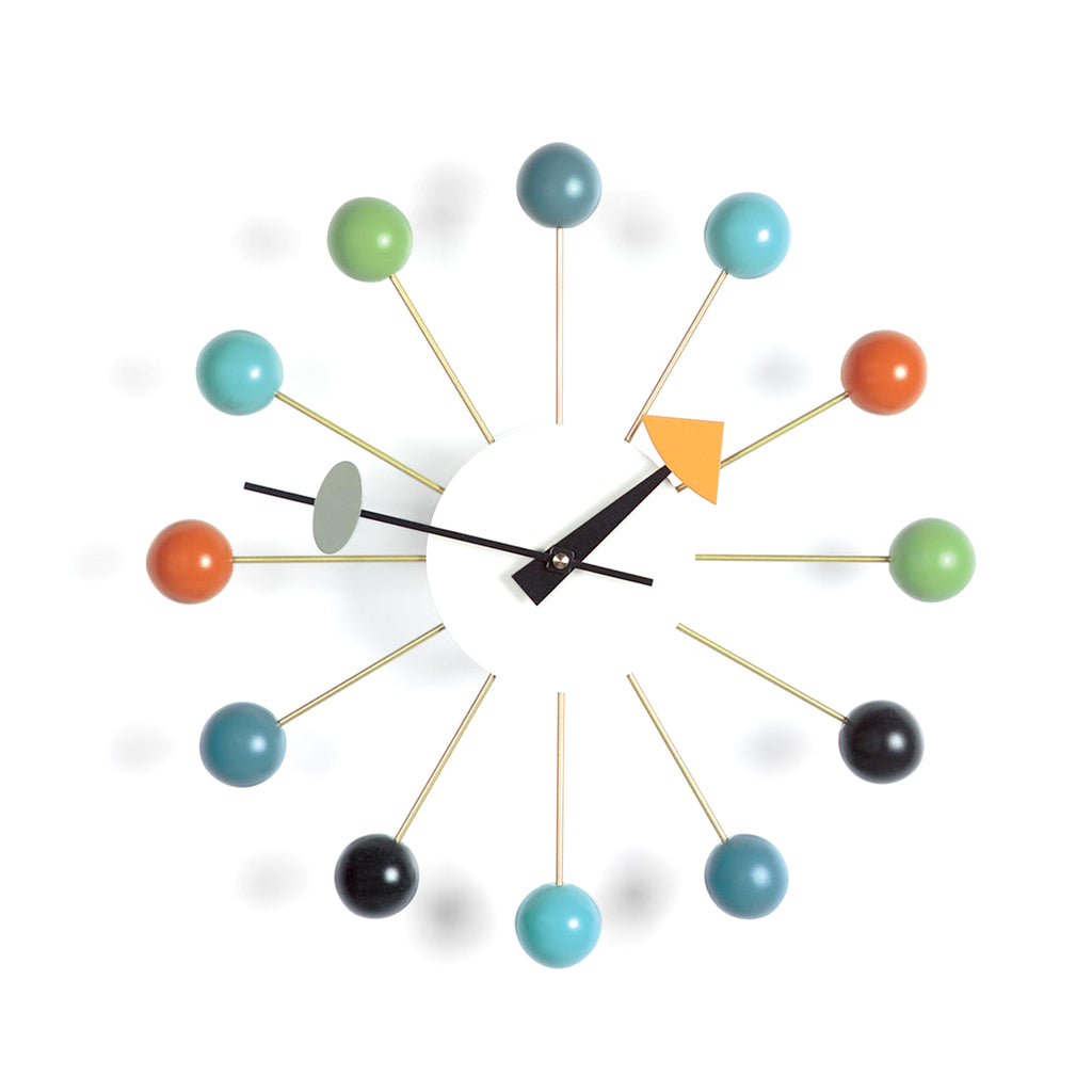Wanduhr | Ball Clock