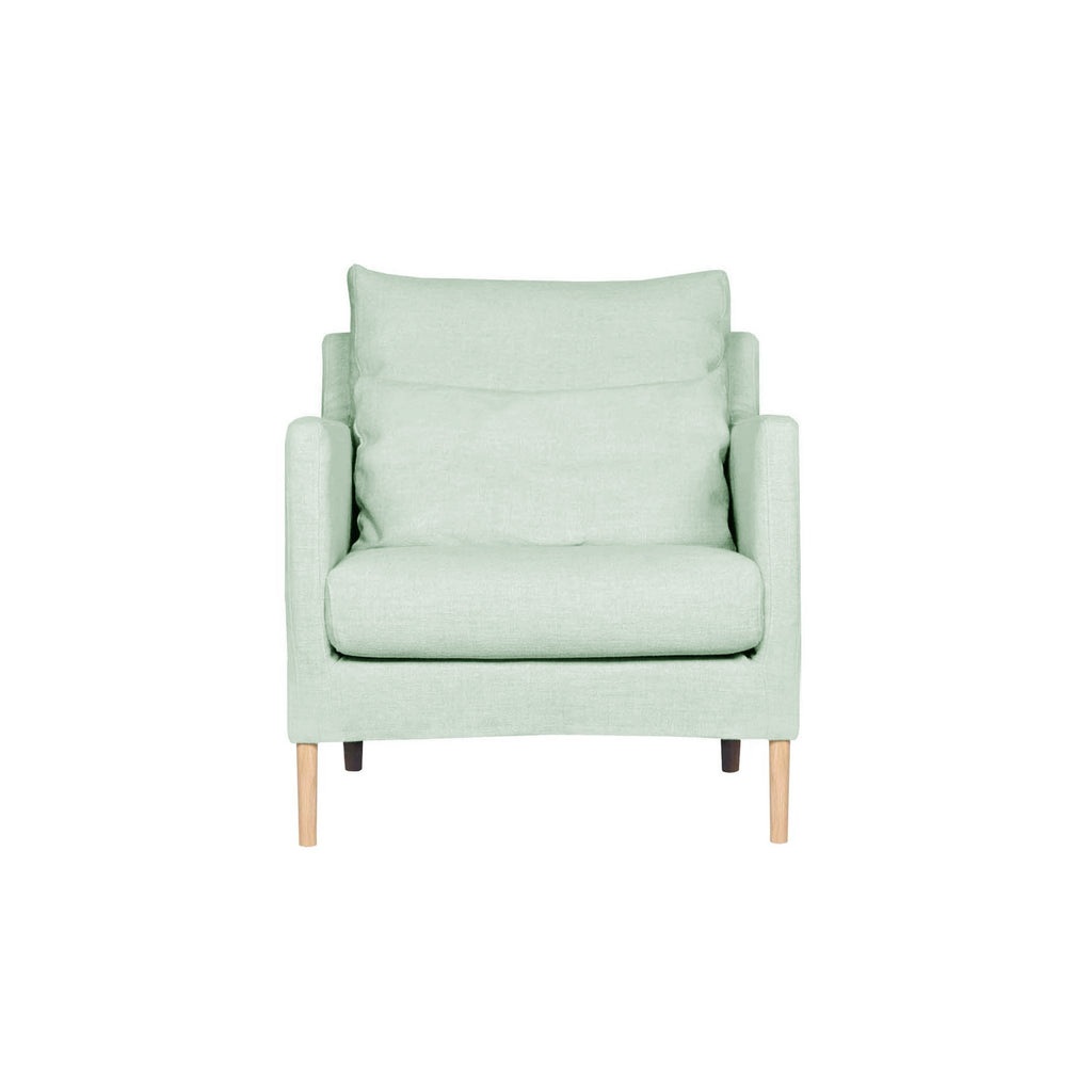 Sessel | Sessel | Luino - Caleido Mint von made for Living online kaufen bei LIVINGforme.