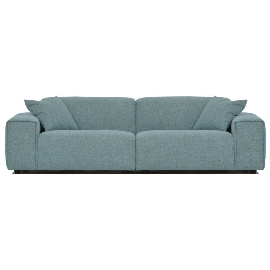 Einzelsofa | Sofa | Leon - Taft Light Blue von made for Living online kaufen bei LIVINGforme.