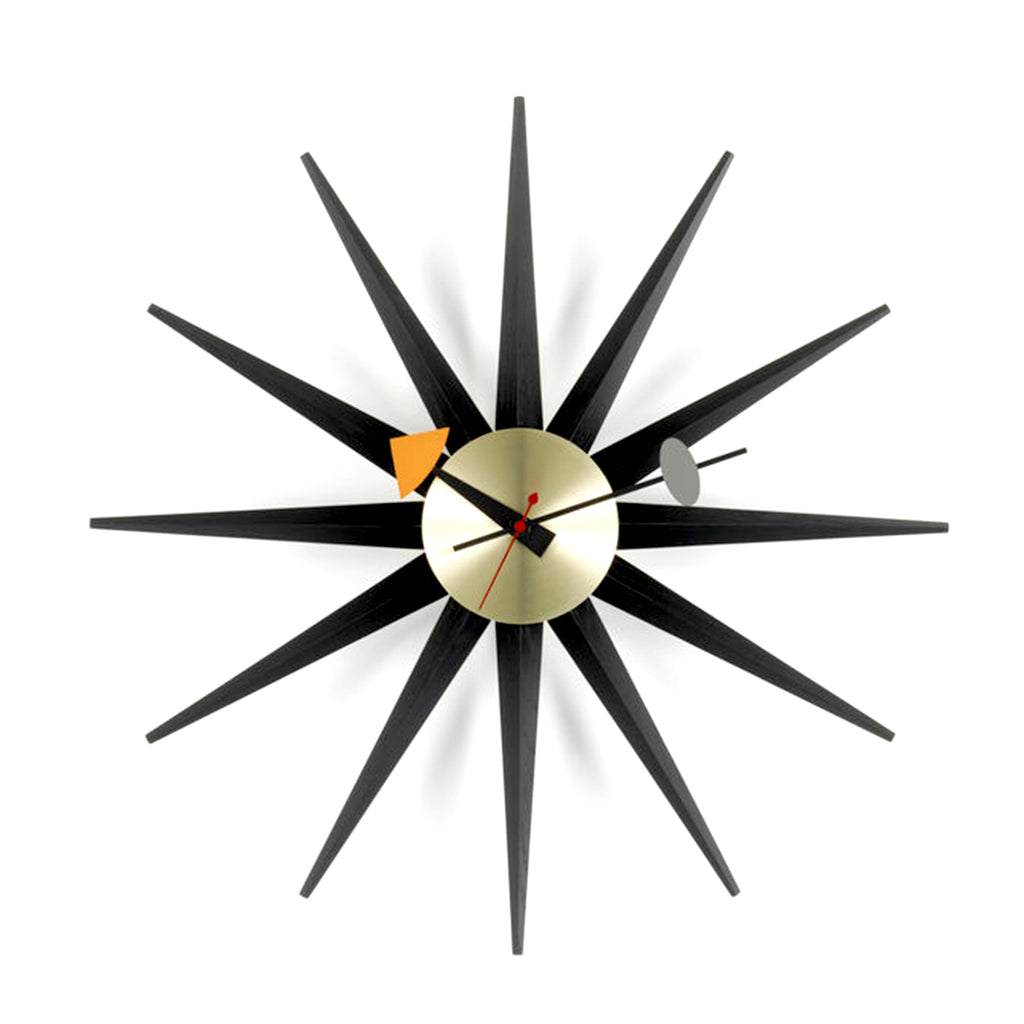 Wanduhr | Sunburst Clock