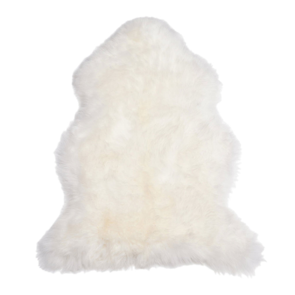 Schaffell - New-Zealand Longwool Ivory