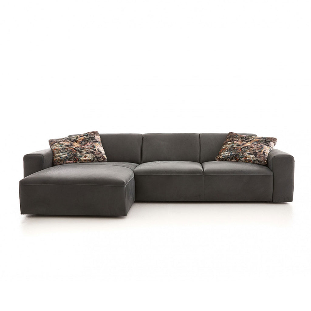 Ecksofa | Ecksofa | Edmonton - Links von made for Living online kaufen bei LIVINGforme.