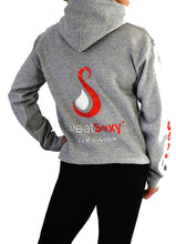 Full Zipper Front Sweatshirt (unisex)
