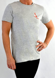 Grey Short Sleeve T-Shirt (unisex)