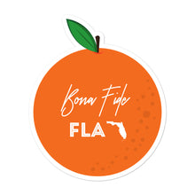 Load image into Gallery viewer, Bona Fide FLA Orange Sticker