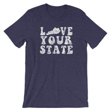 Load image into Gallery viewer, Love Your State T-Shirt - T-Shirt - The Brown Barrel