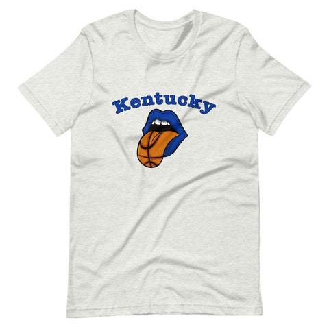 Kentucky Tongue Short-Sleeve Unisex T-Shirt