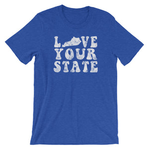 Love Your State T-Shirt