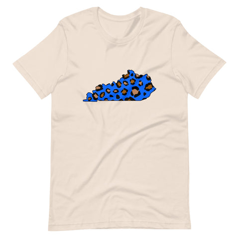 Cheetah Kentucky Short-Sleeve Unisex T-Shirt
