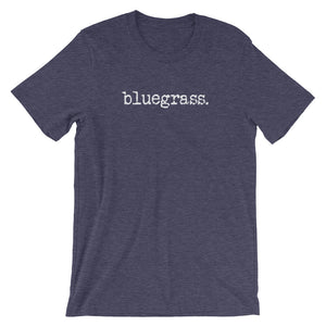 Bluegrass T-Shirt -  - The Brown Barrel